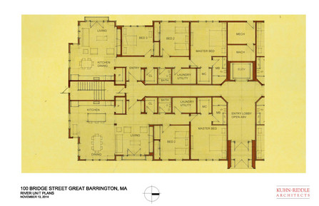 River Condominium Floor Plans
