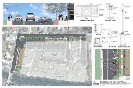 MassWorks streetscapes & Utilities Improvements