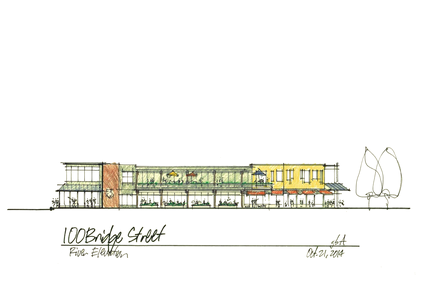 Bridge Street Elevation