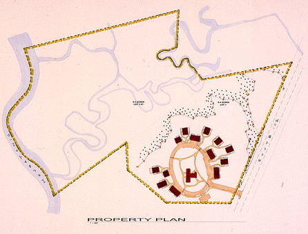 Original Site Plan