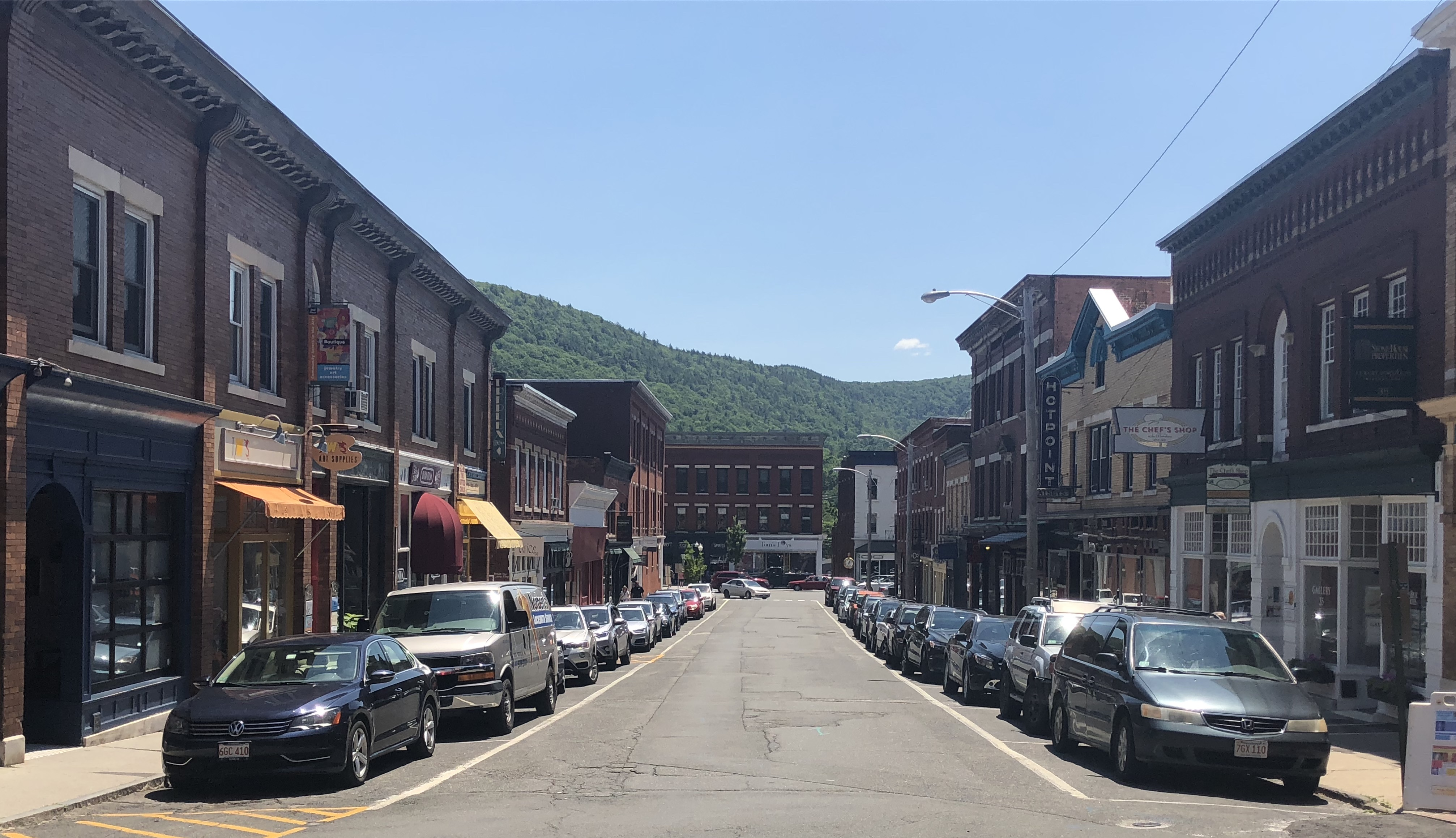 Railroad Street, Great Barrington