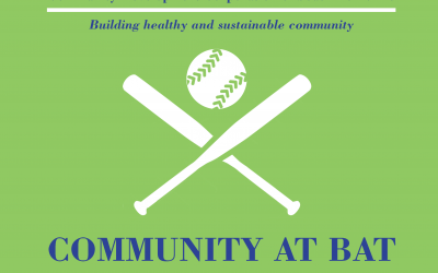 Save The Date for Community At Bat!
