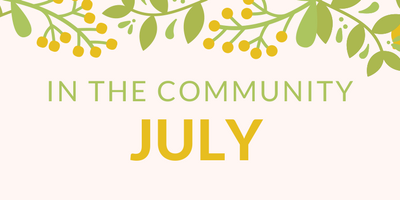 July 2018 Newsletter