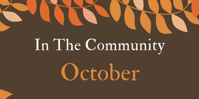 October 2020 In The Community
