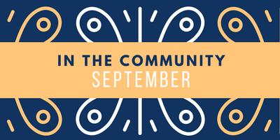 September 2020 In The Community