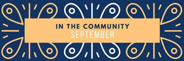 September 2020 In The Community