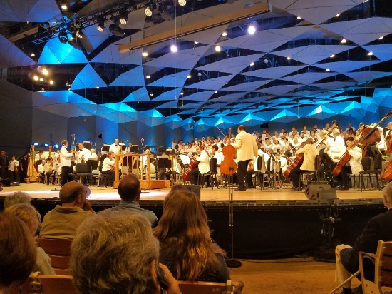 Tanglewood Donor Event